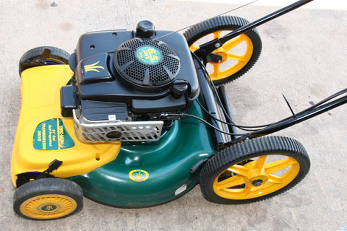 Lawn Equipment Austin Mobile Mower Repair