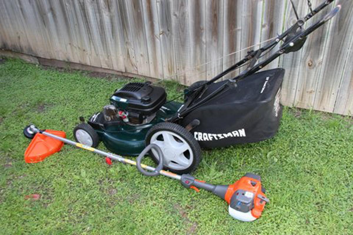 Weedeater Lawn Mower Repair